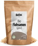 Bio Flohsamen